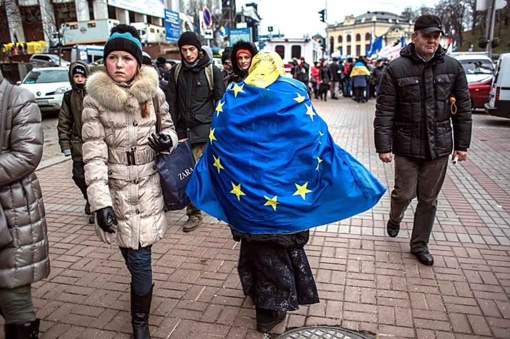 Европа открыто поддерживает …
