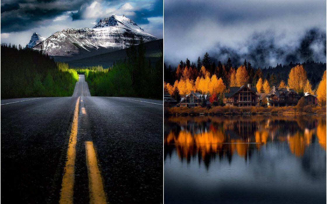 Захватывающие путешествия и пейзажи