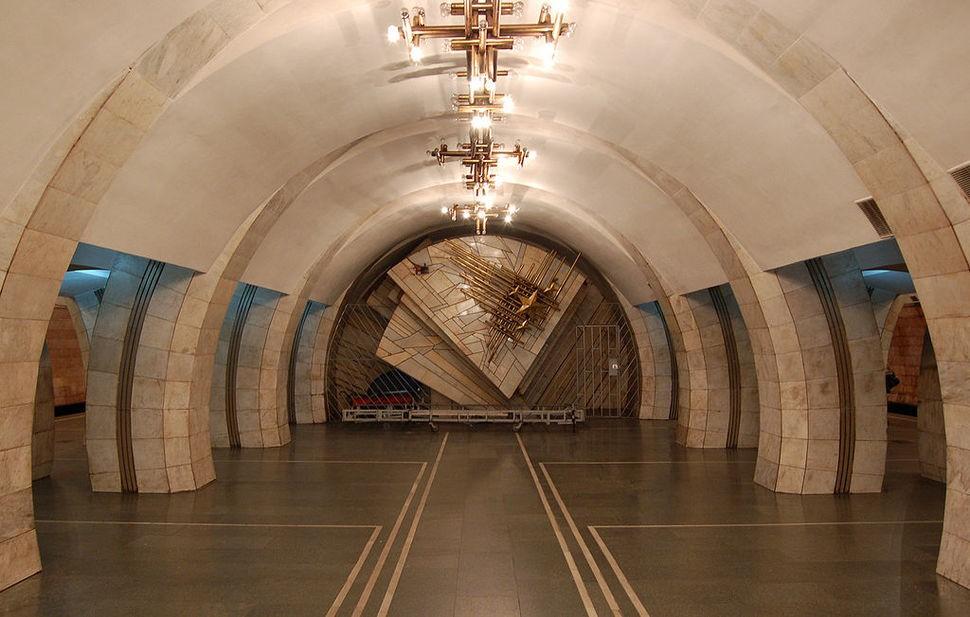 MetroStations17 17 самых волшебных станций метро со всего мира