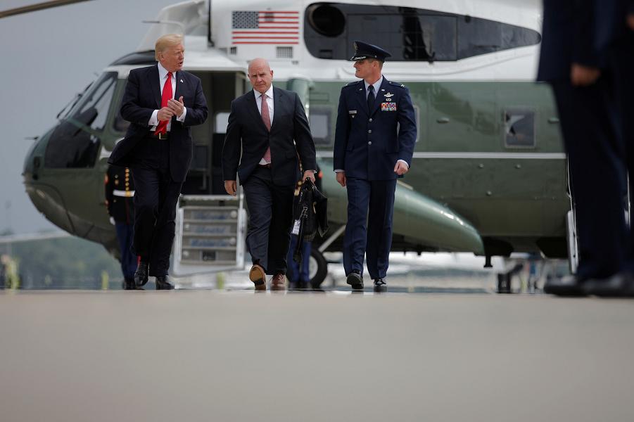 Трамп запретил конфликтовать с Россией