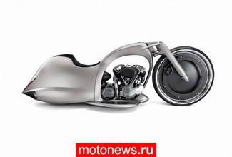 Akrapovic «Полная луна» - мотоцикл и глушитель в одном лице