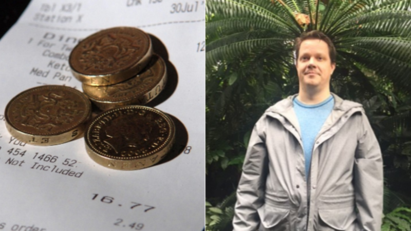 Британец зарабатывает тысячи долларов, жалуясь на все что можно