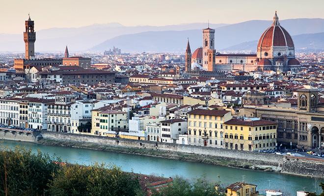 Флоренция: путешествие на ро…