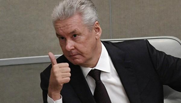 Инсайд: мэр Москвы прибыл но…