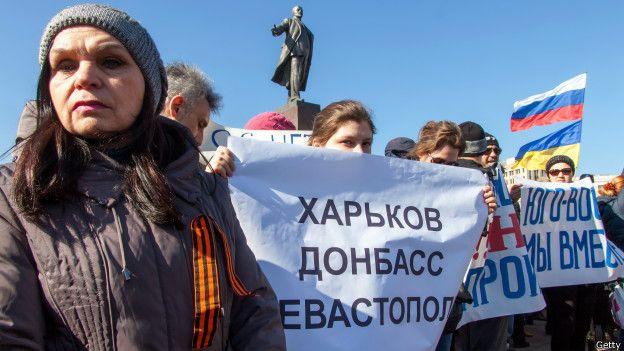 100 лет назад объясняли: Донбасс это Россия