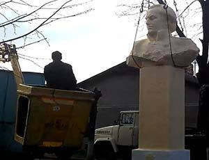 МИД РФ о сносе памятника Кутузову: «Остановите этот беспредел»