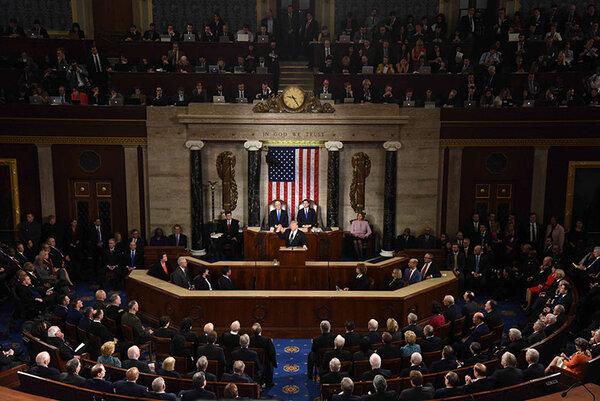 Новая скандальная война Трампа и Конгресса США