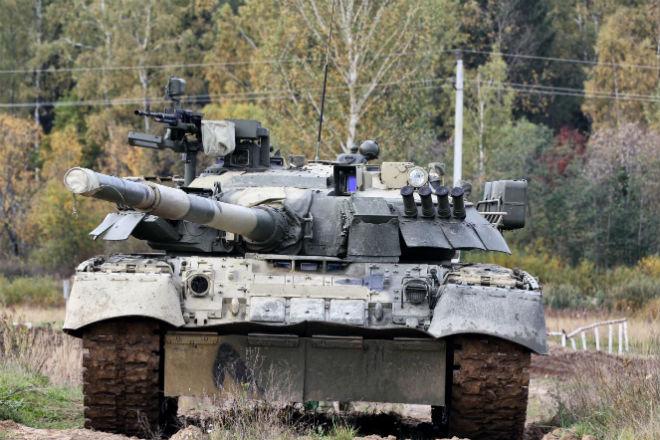 Т-80 назвали худшим танком мира