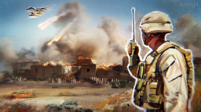 Сирия: коалиция США уничтожи…
