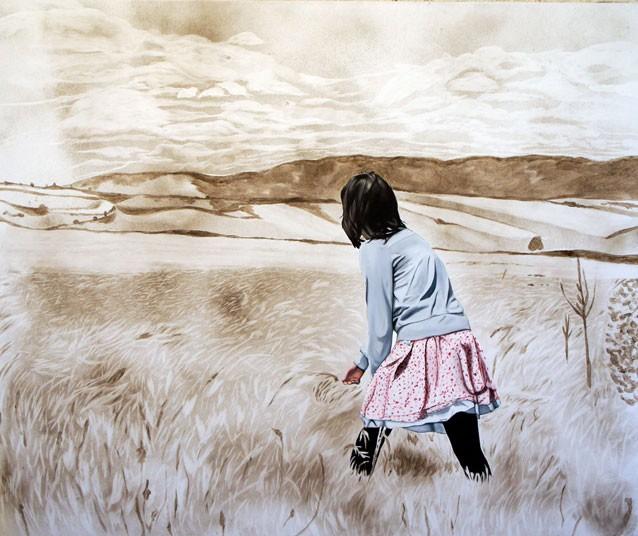 Картины сотканные из пыли