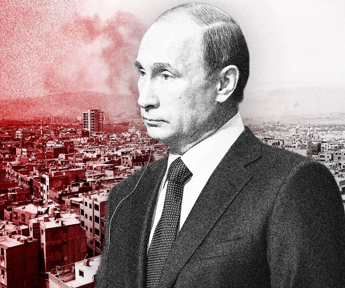 Сирийская тайна Путина