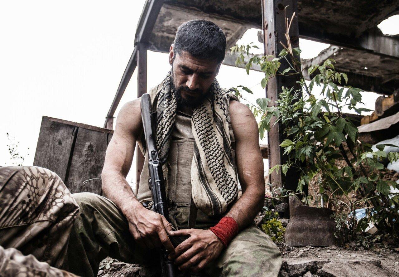 Ополченец «Абдулла»: «герои Украины» еще раскаются, как афганцы, воевавшие с русскими