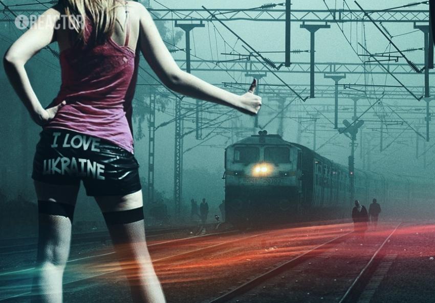 Вагон бежит-качается: прибалты в шоке от работы с украинскими секс-поездами...