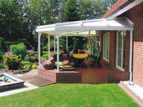 de terrasse bois exotique pas cher jardin, lame en bois pour terrasse
