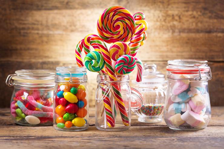 Это интересно: как появились конфеты