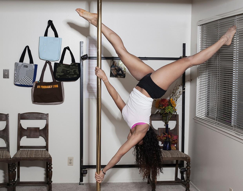 Dance14 Домашний стриптиз
