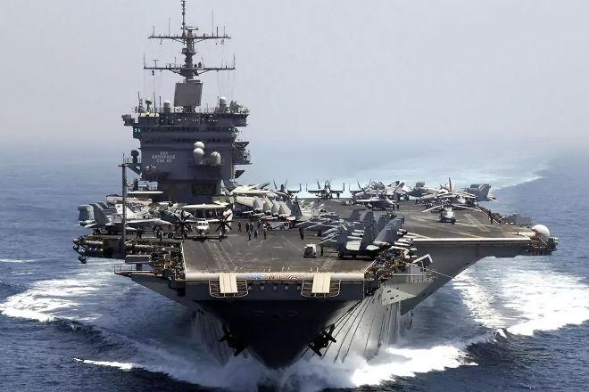 Самые опасные корабли американского флота