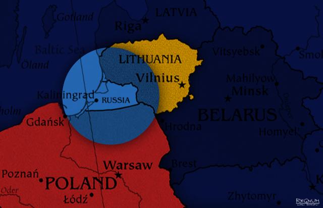 Медведев оставил Калининград заложником Литвы