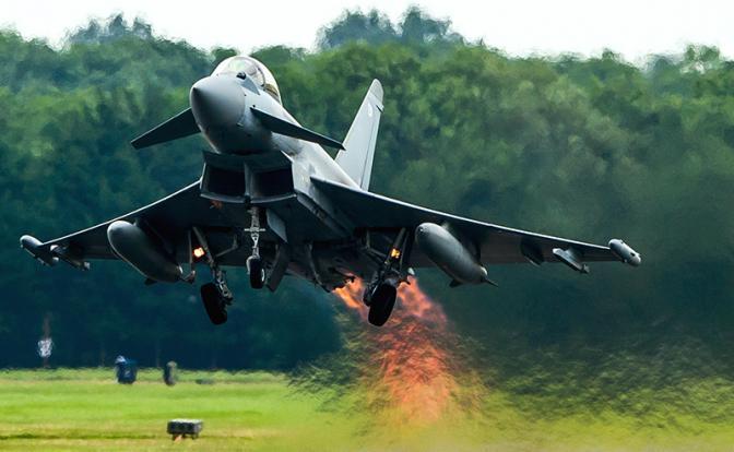 МиГ-35 сразится с Eurofighter Typhoon за индийские миллиарды