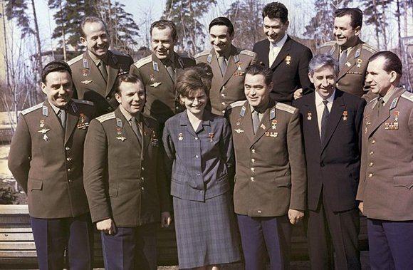 Почему в СССР были космонавт…