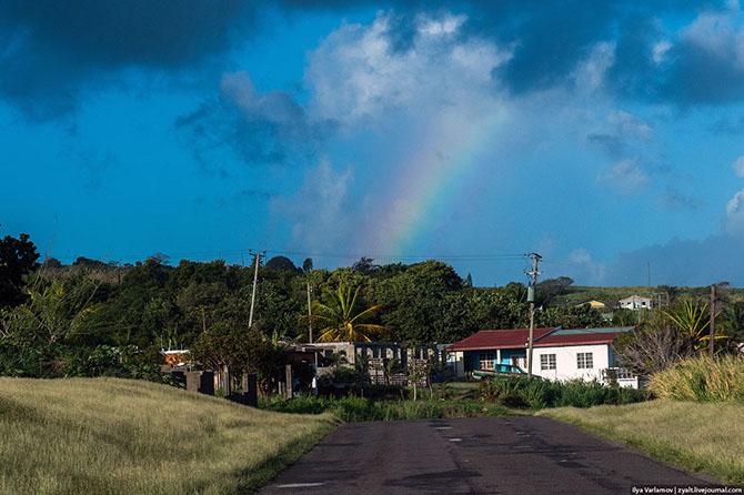 Путешествие в государство из двух островов