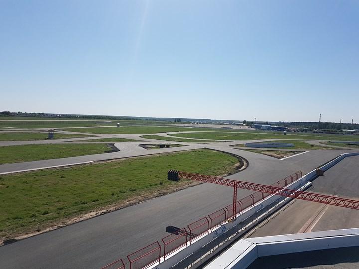 Автодром ADM Raceway открыва…