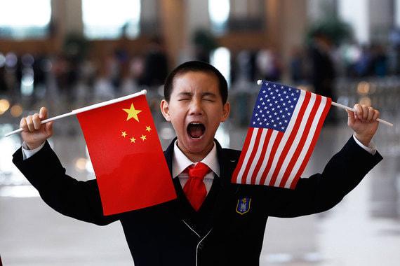 Китай обложил пошлинами товары из США