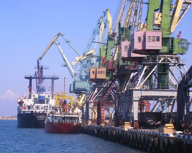 Новый порт в Ленобласти: Рос…