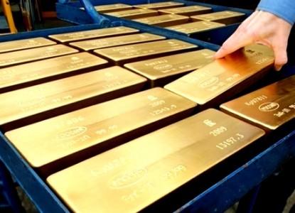 В ожидании санкций: Банк России приобрел рекордное количество золота