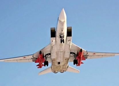 Размещение Ту-22М3 и «Исканд…