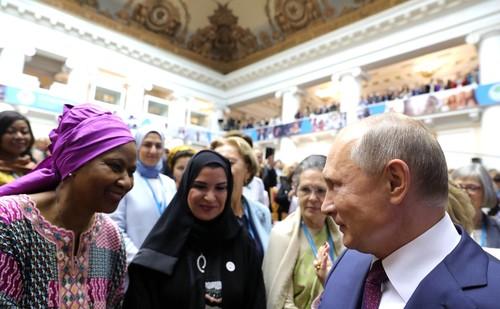 """Путин: все  выиграют, если """"…"""