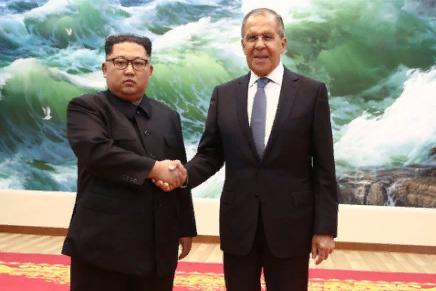 Ким Чен Ын шлет привет Путину