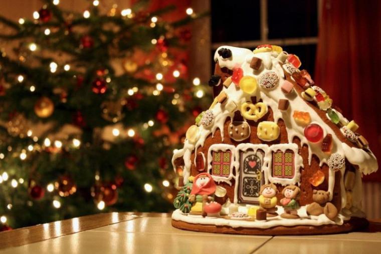 Немецкие рождественские праздники