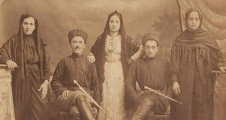 Во сколько отдавали замуж на Северном Кавказе
