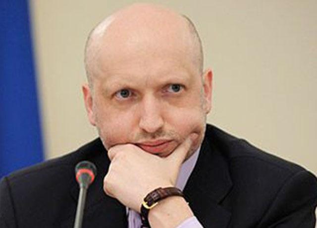 Александр Турчинов возглавил список карателей Украины