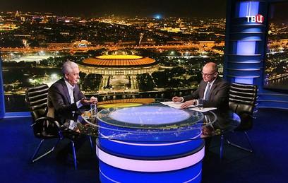 Собянин в прямом эфире ответил на вопросы горожан