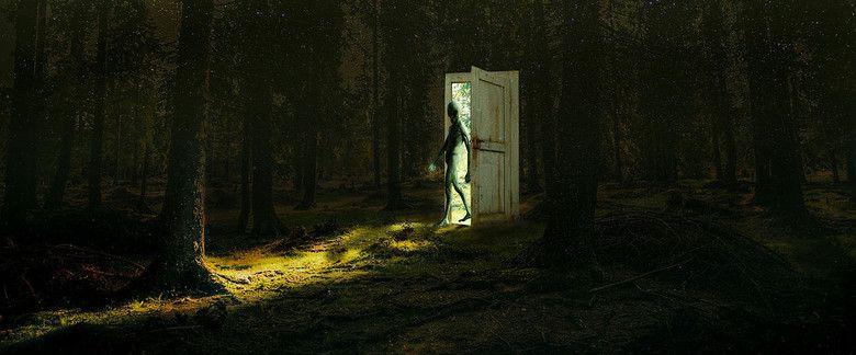 """Возможно ли приоткрыть """"дверь"""" в иной мир, просто читая книгу о паранормальных явлениях?"""