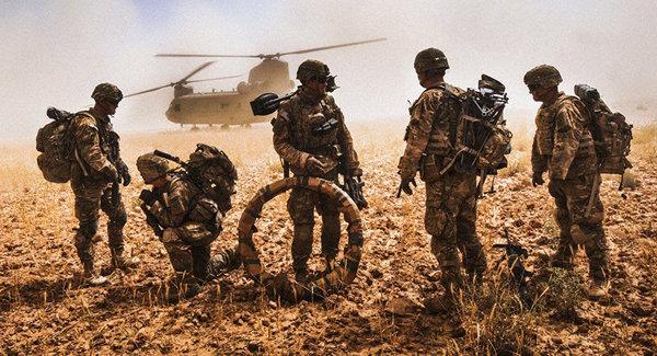 """Американцы: """"Если наша армия «лучшая в мире», то почему она не выиграла ни одной войны?"""""""
