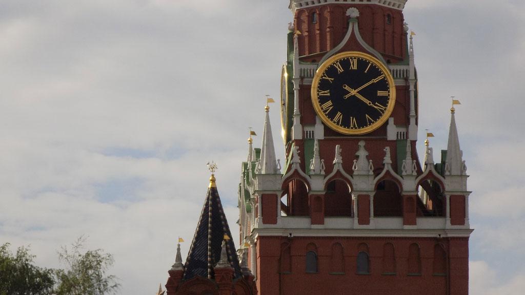 Как Додон проник в Кремль?