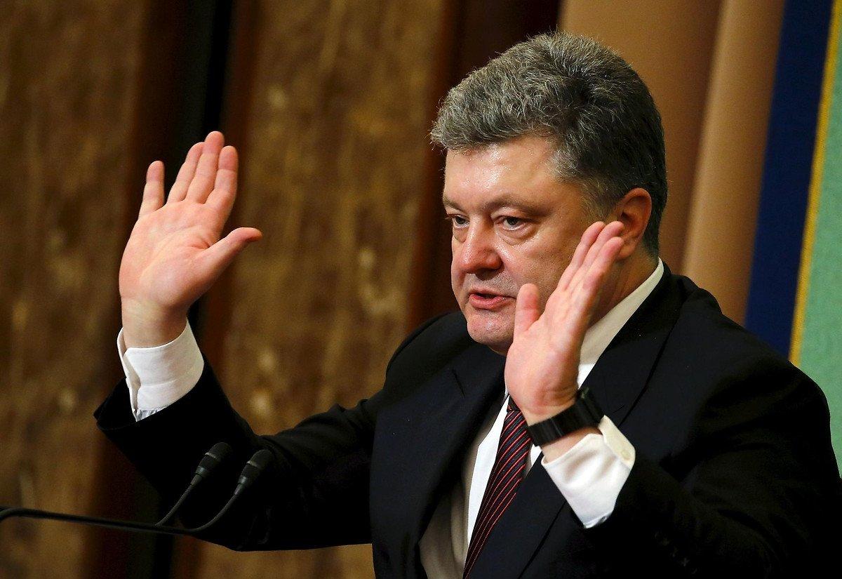 «Петр Пятый. Правдивая история об украинском диктаторе»: Онищенко готов рассказать секреты Порошенко