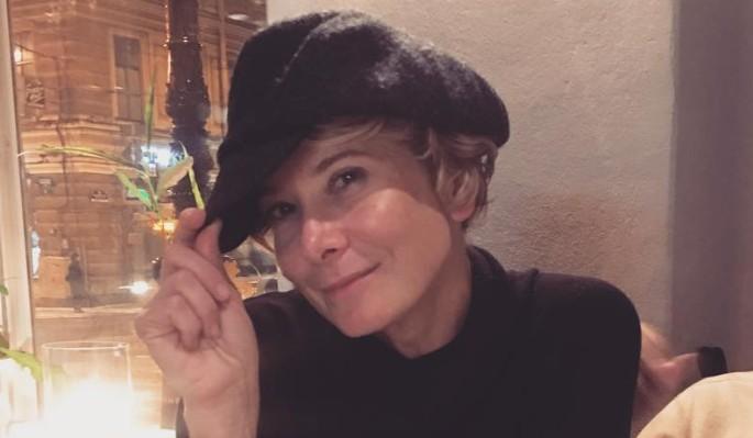 Юлия Высоцкая: Абсолютно ясно – я на 4-м месяце беременности...