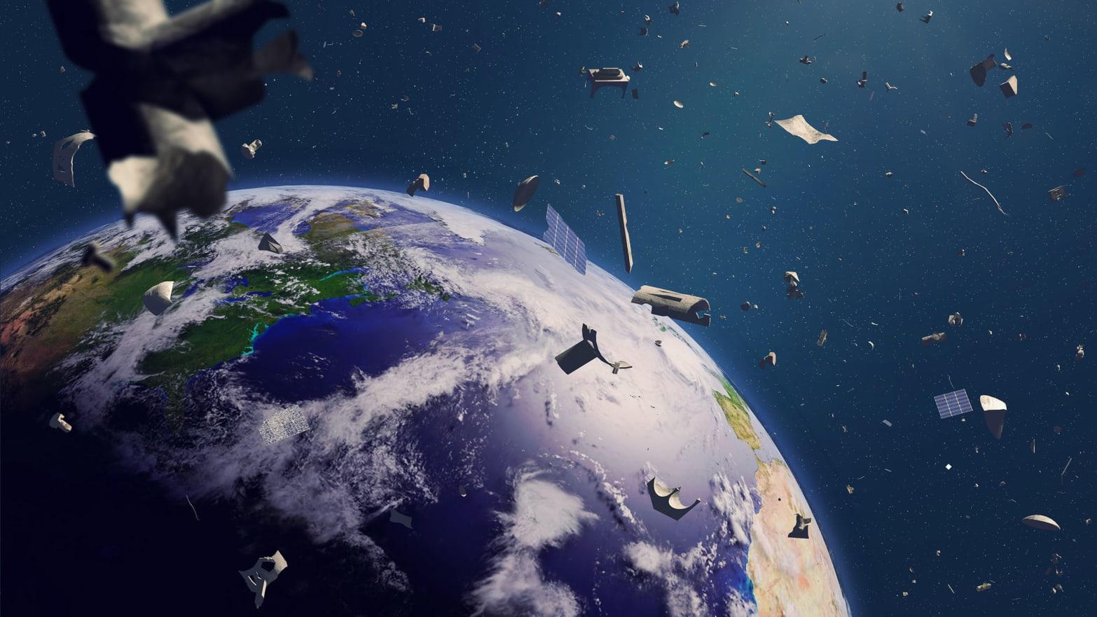 Борьба с космическим мусором