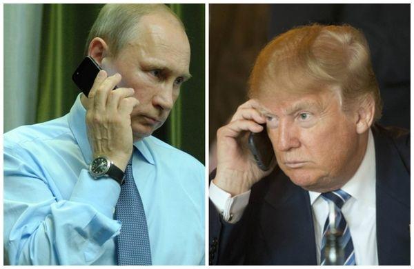 Трамп назвал «прекрасным» состоявшийся разговор сПутиным