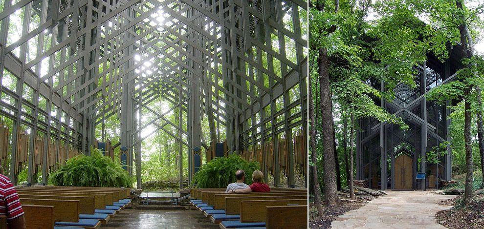 Самые необычные церкви в мире