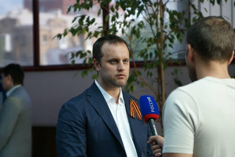 СМИ: Павел Губарев сбежал в Россию