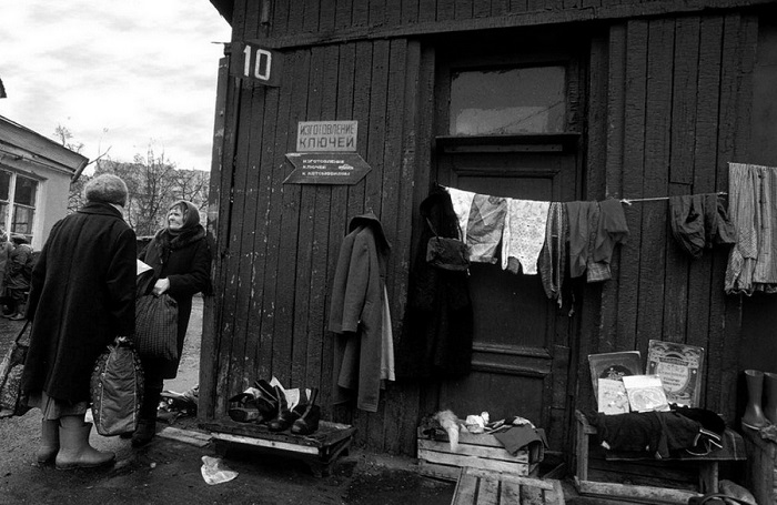 Советская эпоха на фотографиях классика репортажа Владимира Лагранжи