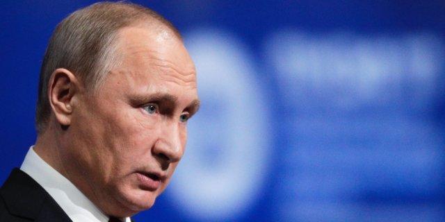 Стала известна реакция Владимира Путина на поражение сборной России в матче с хорватами