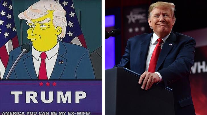 10 случаев, когда «Симпсоны» предсказали будущее настолько точно, что даже скептики развели руками