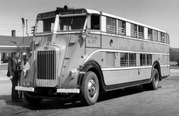 Самые необычные автобусы