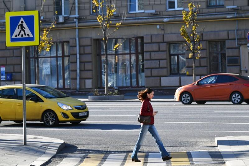 Пешеходные переходы подымут